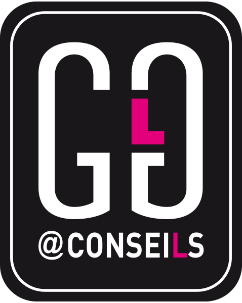Logo GLG Conseils - agence marketing